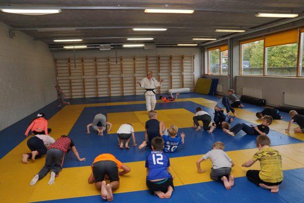 sport kooli judo